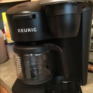 Keurig K-Duo Essentials brewer